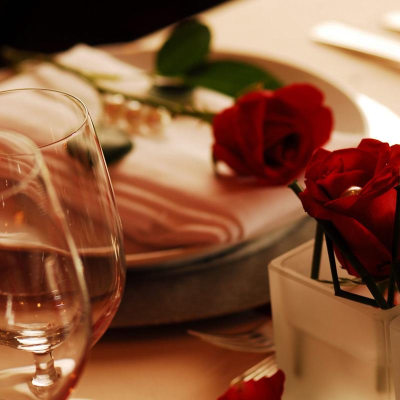 Menus Saint Valentin